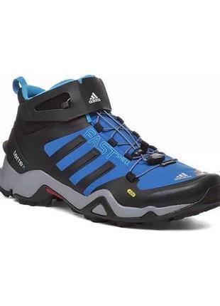 Зимние спортивные ботинки adidas terrex fastshell, стелька 30,5