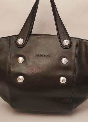 Красивенная роскошная кожаная сумка дорогого французкого бренда longchamp