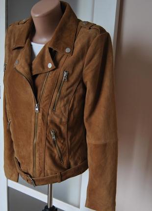 Кожаная куртка косуха street one / шкіряна куртка
