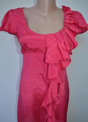 Яркая блуза с воланом от dorothy perkins