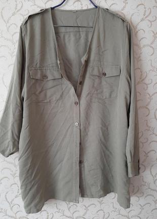 Класснючая стильная рубашка