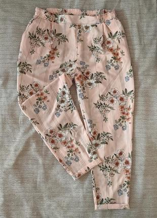 Летние брючки штаны женские брюки чинос жіночі штани