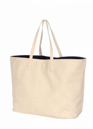 Уценка ! сумка shopper 2 в 1 двухсторонняя primark