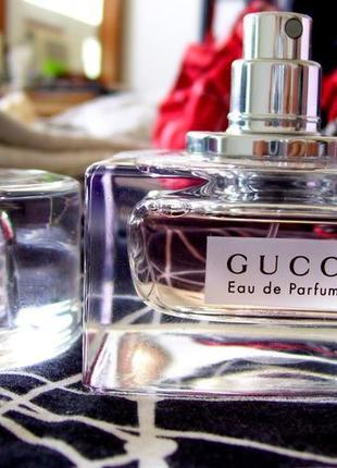 Gucci eau de parfum ll_original eau de parfum 5 мл затест_туал.духи2 фото