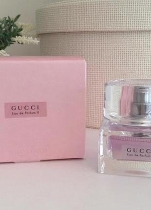 Gucci eau de parfum ll_original eau de parfum 5 мл затест_туал.духи3 фото