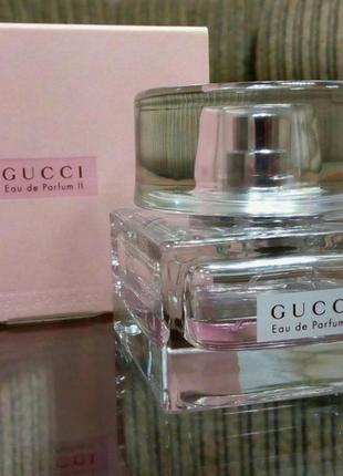 Gucci eau de parfum ll_original eau de parfum 5 мл затест_туал.духи5 фото