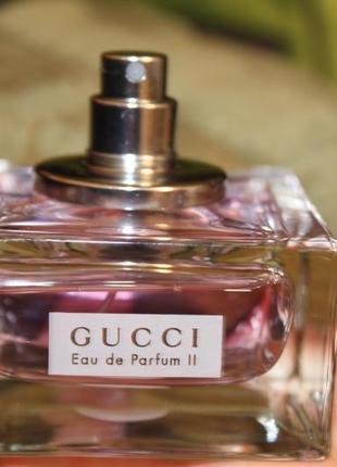 Gucci eau de parfum ll_original eau de parfum 5 мл затест_туал.духи7 фото
