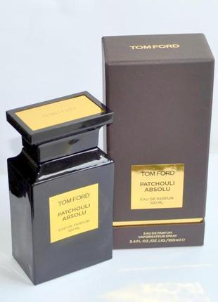 Tom ford patchouli absolu_original eau de parfum 5 мл затест_парфюм.вода