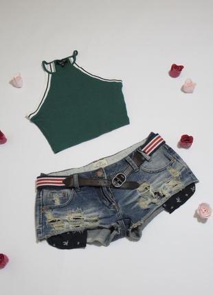 Комплект шорты soulcal&co и топ topshop
