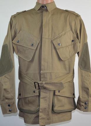 Сша куртка парашютиста m42 wwii (m-l) копия.