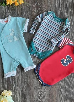 Набор на малыша 0-2 месяца.