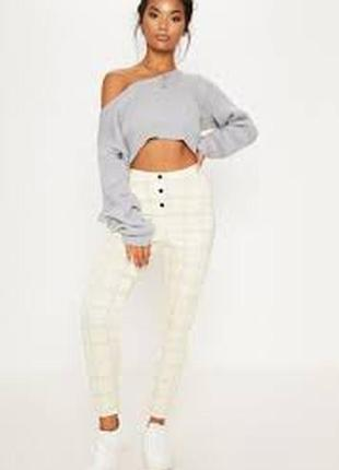 Легкие молодежные брюки -джагеры pretty little thing