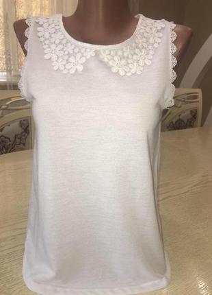 Очень красивая блуза/ футболка/ майка 💥от topshop💥