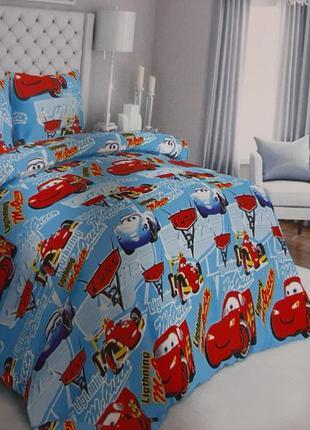 Детские постельные комплекты,все размеры,100% хлопок!разные расцветки!