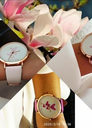 Mary kay. стильные часы в подарочной упаковке