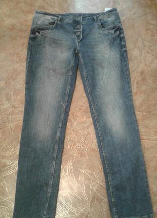 Стрейчевые джинсы cecil,32 евр..