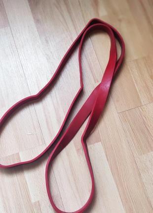 Резиновая петля для фитнеса