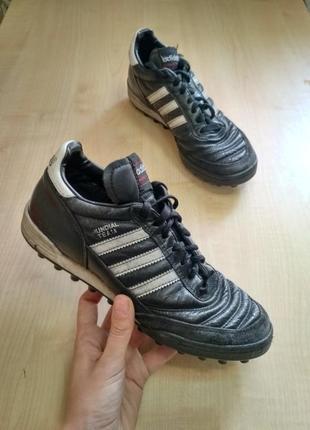 Adidas футбольные бутсы mundial team (019228) оригинал