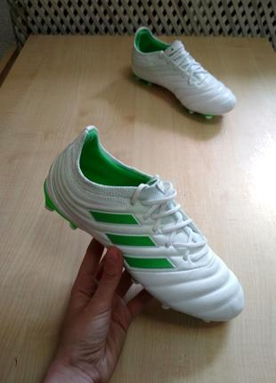 Бутсы футбольные adidas copa 19.1 fg d98093 оригинал