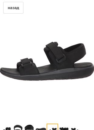 Мужские кожаные сандали фирменные суперовые