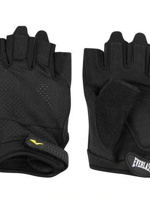 Перчатки для фітнесу еверласт everlast оригінал нові фитнес перчатки