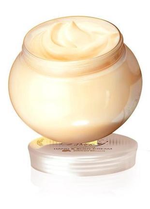 Питательный крем для рук и тела «молоко и мед – золотая серия» 250 ml