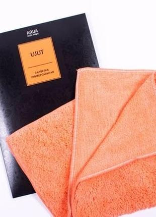 Greenway салфетка универсальная ujut оранжевая