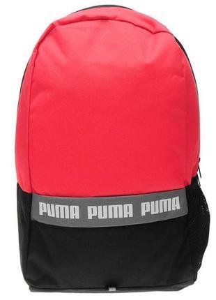 Рюкзак puma оригинал пума городской розовый портфель