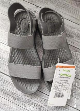 Босоножки crocs рр.33-34\21 см