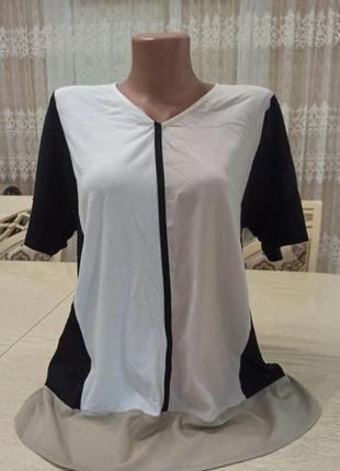 Шикарная блуза/ футболка / блузка 💥от bianco 💥