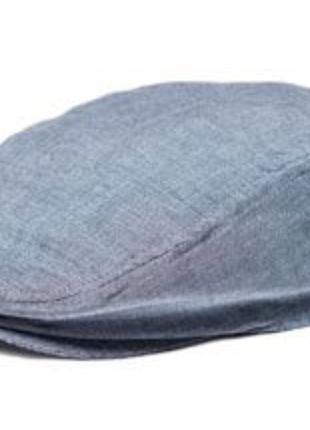 Zara (скидка 35%) стильная кепка, шляпа, шапка, берет one size! обх.55см(+2см)
