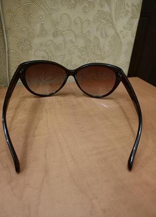 Очки солнцезащитные женские4 фото