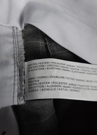 Укороченные брюки, штаны m 38, l 40 euro mango, испания7 фото