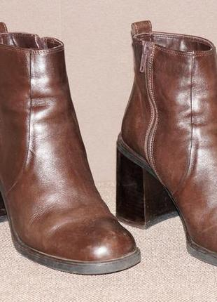 Ботинки 5th avenue (натуральная кожа)