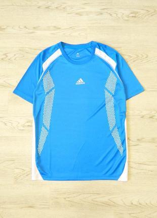Спортивная мужская футболка adidas р. s - m. сток, оригинал