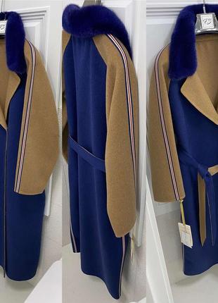 Пальто натуральная шерсть