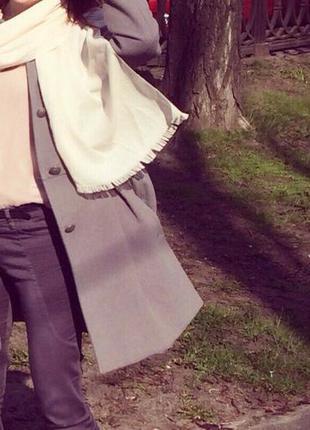 Теплое пальто kira plastinina