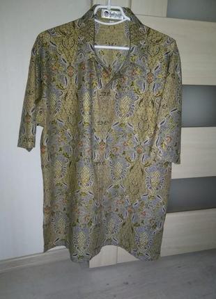 Рубашка batik keris.