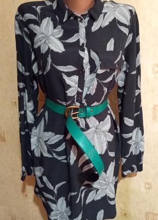 Длинная блуза, туника