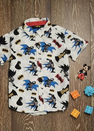 Рубашка next 2-3 г