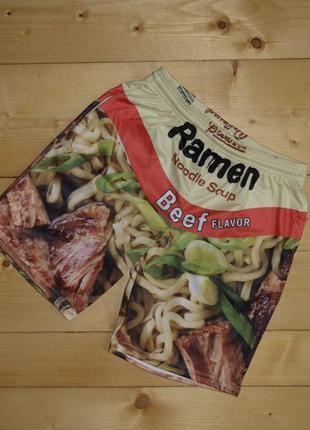 Ramen california beef flavor original шорти