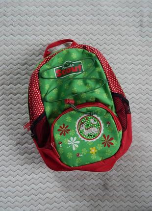 Сумка шкільна школьный рюкзак рюкзачек scout