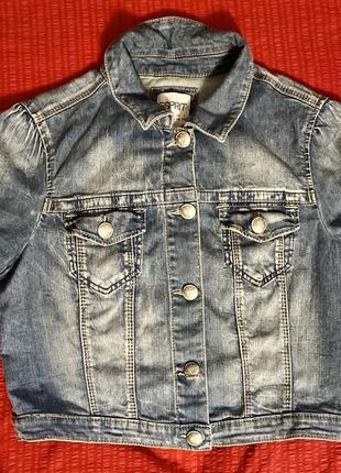 Espirit кофта джинсовая, жилетка