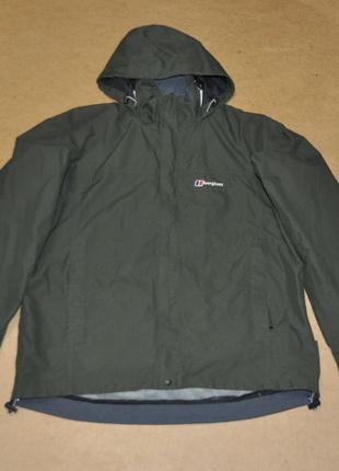 Berghaus куртка штормовка на мембране мужская