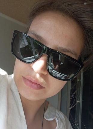 Porshe design polarized унисекс италия крутые очки