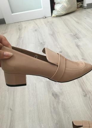 Продам туфлі h&m