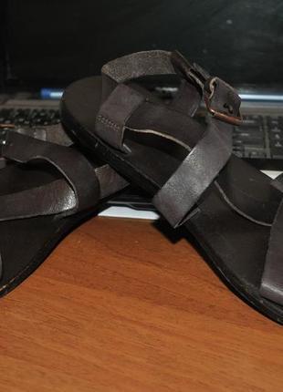 Zara man  сандали   оригинал индия для жарких дней