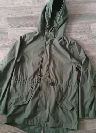 Куртка alpha industries m-65