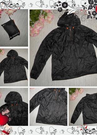 Обнова! куртка quechua (р.m - l) курточка ветровка дождевик