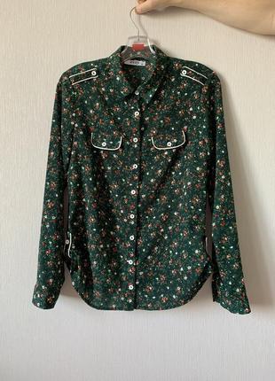 Рубашка блуза esay